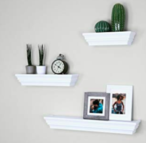 ledge shelf, wall, storage, showcase, photos, bricbrack