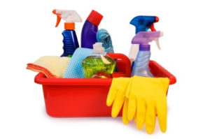 cleaning, organizing, home