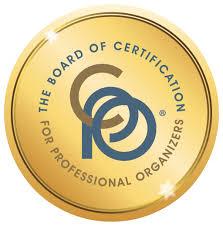 Board Certified Professional Organizer Kathi Burns