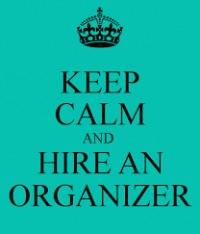 professional organizer, hire a pro, kathi burns