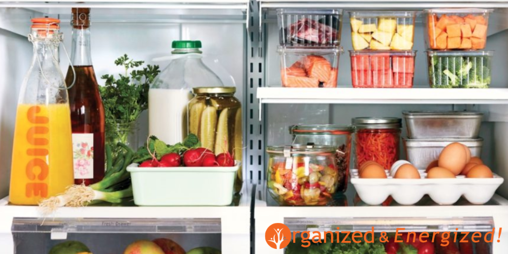 Ten Quick Tactics To Organize Your Refrigerator