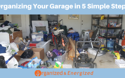 Organizing Your Garage So Your Car Will Fit Inside!