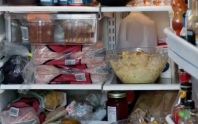 Organizing Your Fridge Will Help You Lose Weight