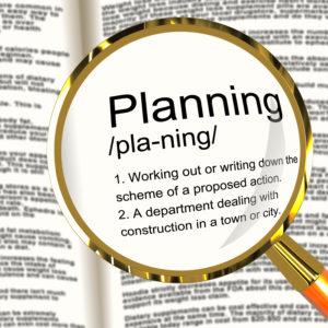 planning, schedule, time management