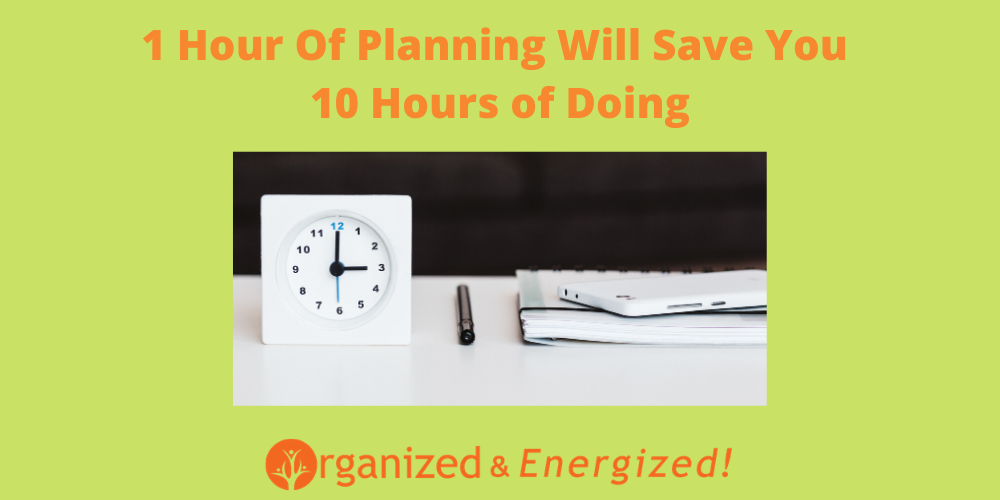 The 10 to 1 Rewards of Effective Time Management