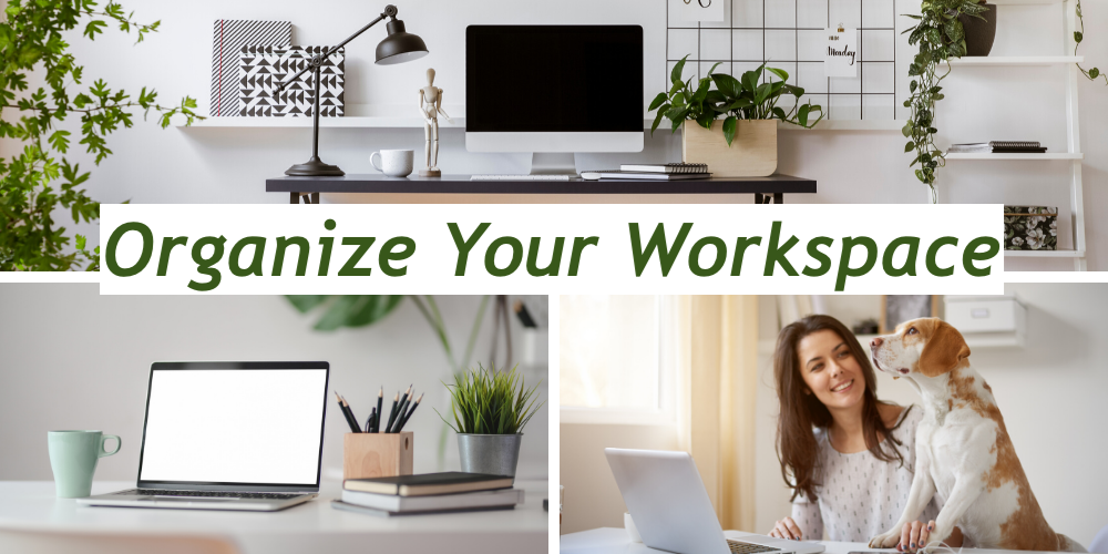 Clear the Clutter in Your Home Office and Get More Done